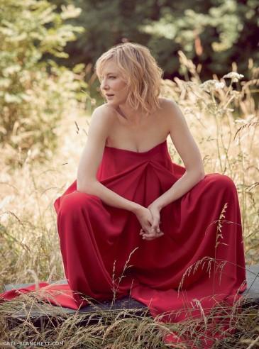 Cate Blanchett X Harper's Bazaar UK October 2018-2
