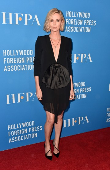 Charlize Theron in Givenchy-1