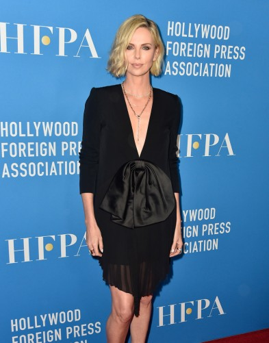 Charlize Theron in Givenchy-2