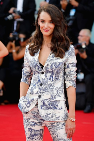 Charlotte le Bon in Dior Resort 2019-1