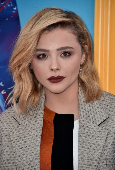 Chloe Grace Moretz in Louis Vuitton Resort 2019-2
