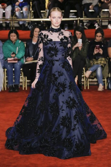 Christian Siriano Fall 2018