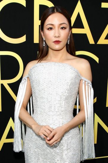 Constance Wu in Ralph & Russo Spring 2018 Couture-2