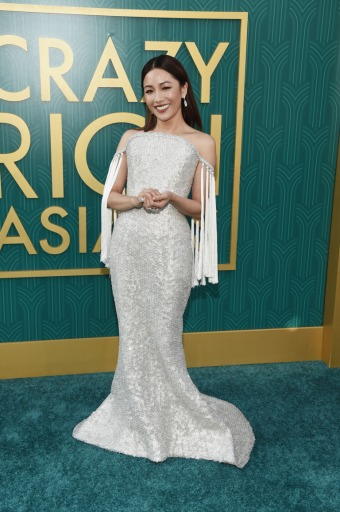 Constance Wu in Ralph & Russo Spring 2018 Couture-4