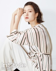 Du Juan for InStyle China August 2018-1