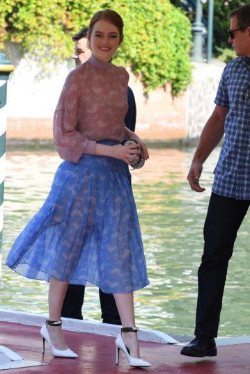 Emma Stone in Fendi Resort 2019-7