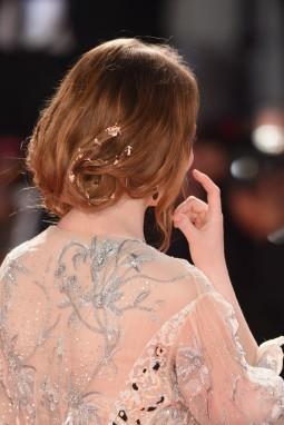 Emma Stone in Louis Vuitton Resort 2019-7