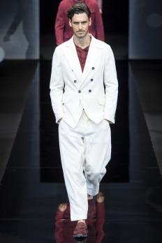 Giorgio Armani Spring 2017 Menswear