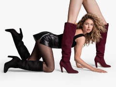 Gisele Bundchen & Doutzen Kroes X Stuart Weitzman Fall 2018 Campaign-5