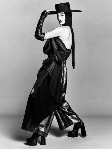 Grace Elizabeth X Vogue Brazil August 2018-9
