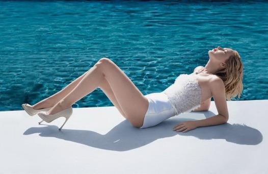 Jennifer Lawrence for Dior Joy Fragrance 2018 Campaign-2