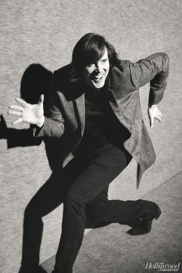 Jim Carrey for The Hollywood Reporter August 2018-2