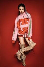 Jolin Tsai in Gucci Pre-Fall 2018-1