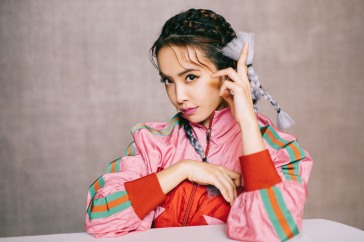 Jolin Tsai in Gucci Pre-Fall 2018-7