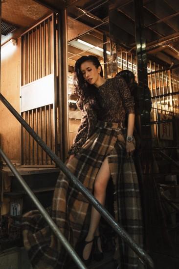 Karen Mok for Ming's HK August 2018-1