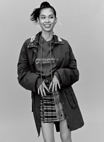 Kiko for InStyle China August 2018-7