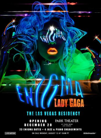 Lady Gaga The Las Vegas Residency-2