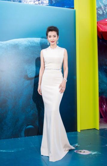 Li Bing Bing in Georges Hobeika Fall 2018 Couture
