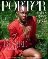 Lupita Nyong'o Porter Magazine Fall 2018 Cover A