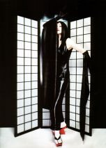 Madonna for Harper_s Bazaar February 1999-2