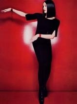 Madonna for Harper_s Bazaar February 1999-4