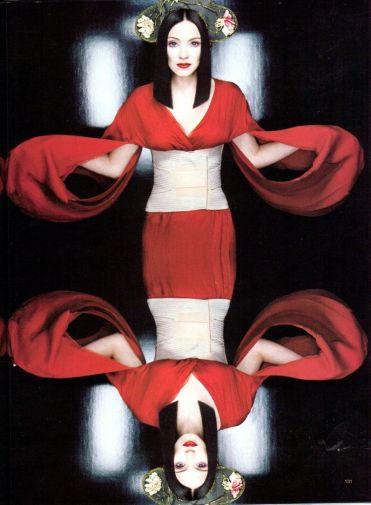 Madonna for Harper_s Bazaar February 1999-6