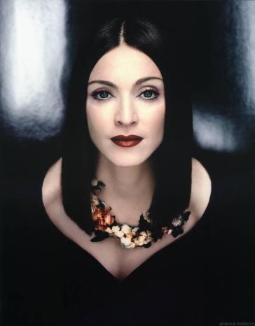 Madonna for Harper_s Bazaar February 1999-8
