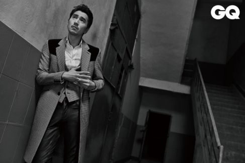 Mark Chao for GQ China August 2018-1