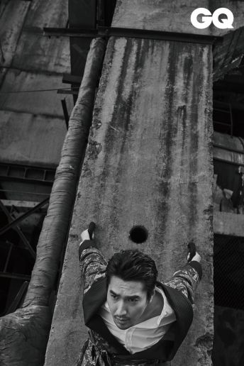 Mark Chao for GQ China August 2018-6