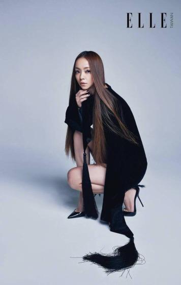 Namie Amuro for ELLE Taiwan September 2018-5