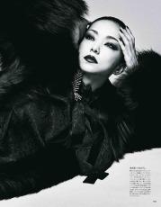 Namie Amuro for Vogue Japan October 2018-2