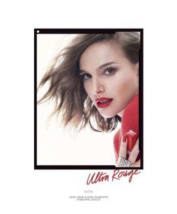 Natalie Portman for Dior Rouge Ultra Rouge 2018-4