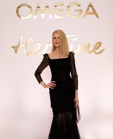 Nicole Kidman in Ulyana Sergeenko Fall 2017 Couture-2