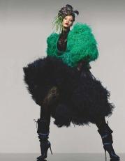 Rihanna for Vogue UK September 2018-3
