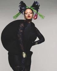 Rihanna for Vogue UK September 2018-4
