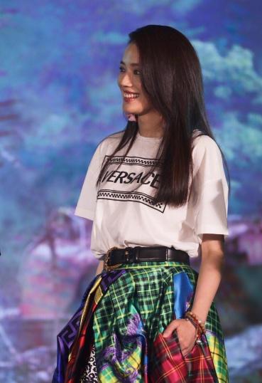Shu Qi in Versace Fall 2018-5