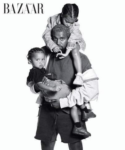 The First Families of Music X Harper's Bazaar US September 2018-6