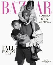 The First Families of Music X Harper's Bazaar US September 2018 Cover A