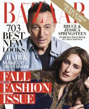 The First Families of Music X Harper's Bazaar US September 2018 Cover B