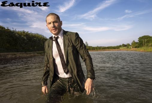 Tom Hardy Esquire UK September 2018-5