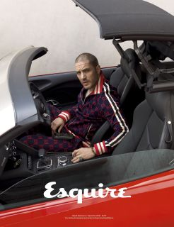 Tom Hardy Esquire UK September 2018-8