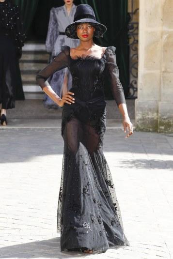 Ulyana Sergeenko Fall 2017 Couture