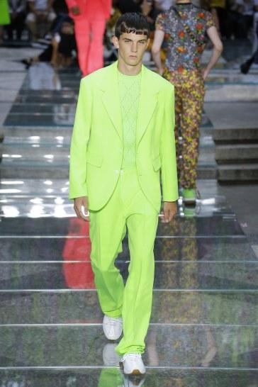 Versace Spring 2019 Menswear
