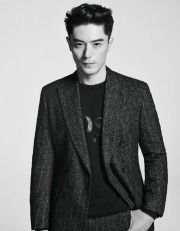 Wallace Huo for Hugo Boss Fall 2018 Campaign-3