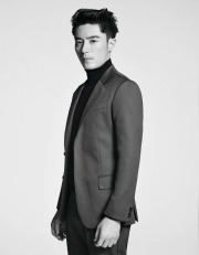 Wallace Huo for Hugo Boss Fall 2018 Campaign-4