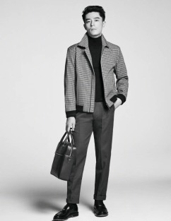 Wallace Huo for Hugo Boss Fall 2018 Campaign-5