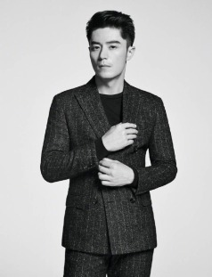 Wallace Huo for Hugo Boss Fall 2018 Campaign-6