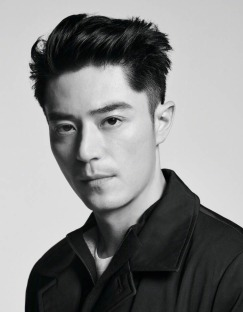 Wallace Huo for Hugo Boss Fall 2018 Campaign-7