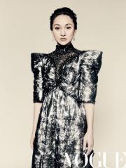 Zhou Xun for Vogue China September 2018-1