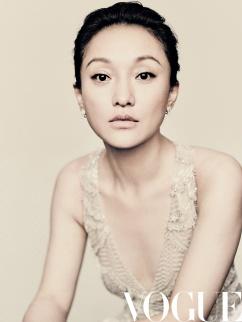 Zhou Xun for Vogue China September 2018-5